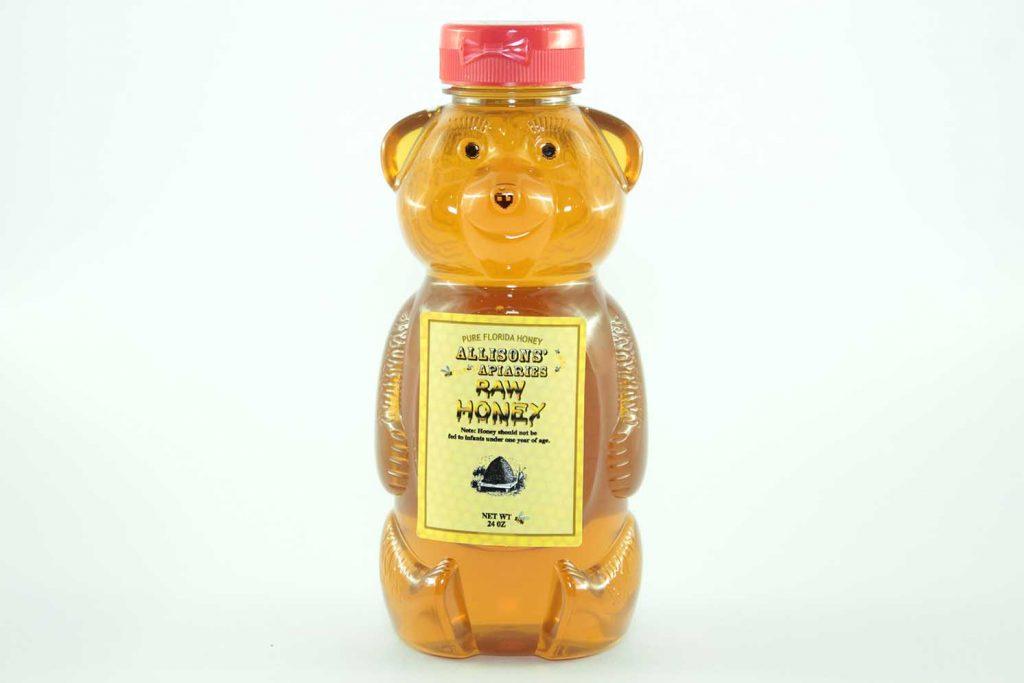 Florida holly honey
