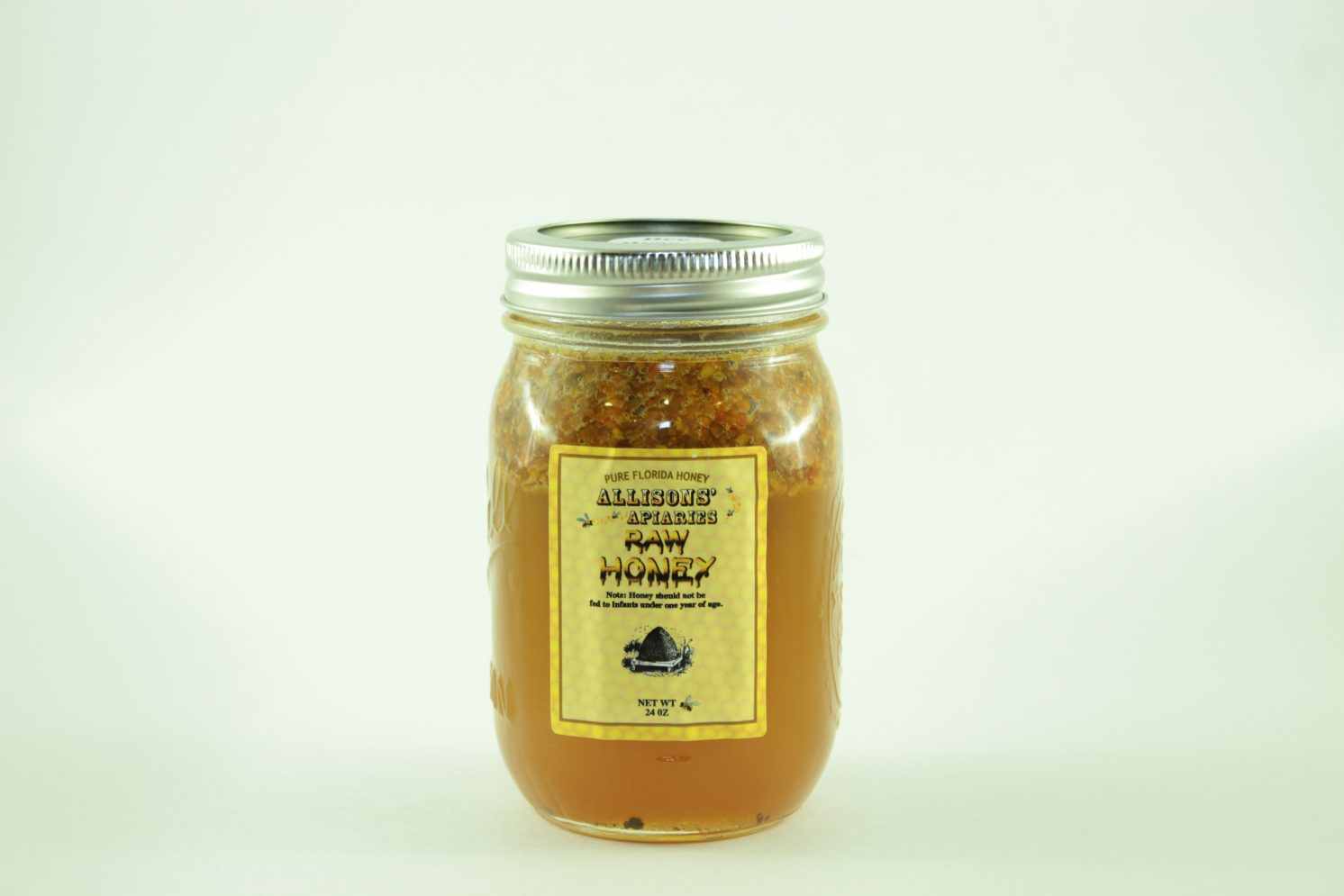 Bee Bread Local Honey