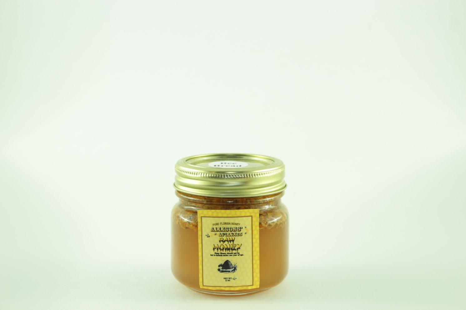 Bee Bread - 12 oz - Front