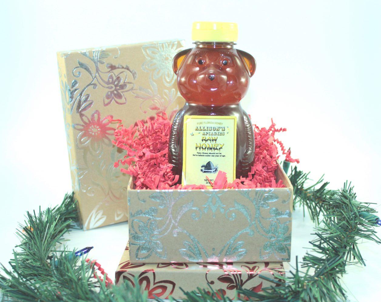Orange Blossom Blackberry Local Honey