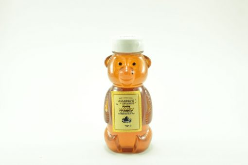 Florida Palmetto Honey - 12 oz - Front