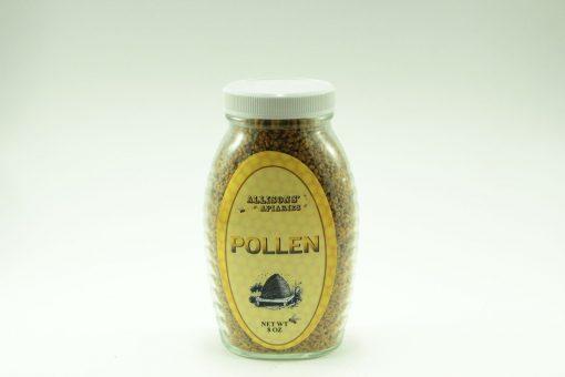 Florida Bee Pollen - 8 oz - Front