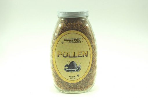Florida Bee Pollen - 16 oz - Front