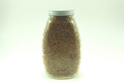 Florida Bee Pollen - 16 oz - Back