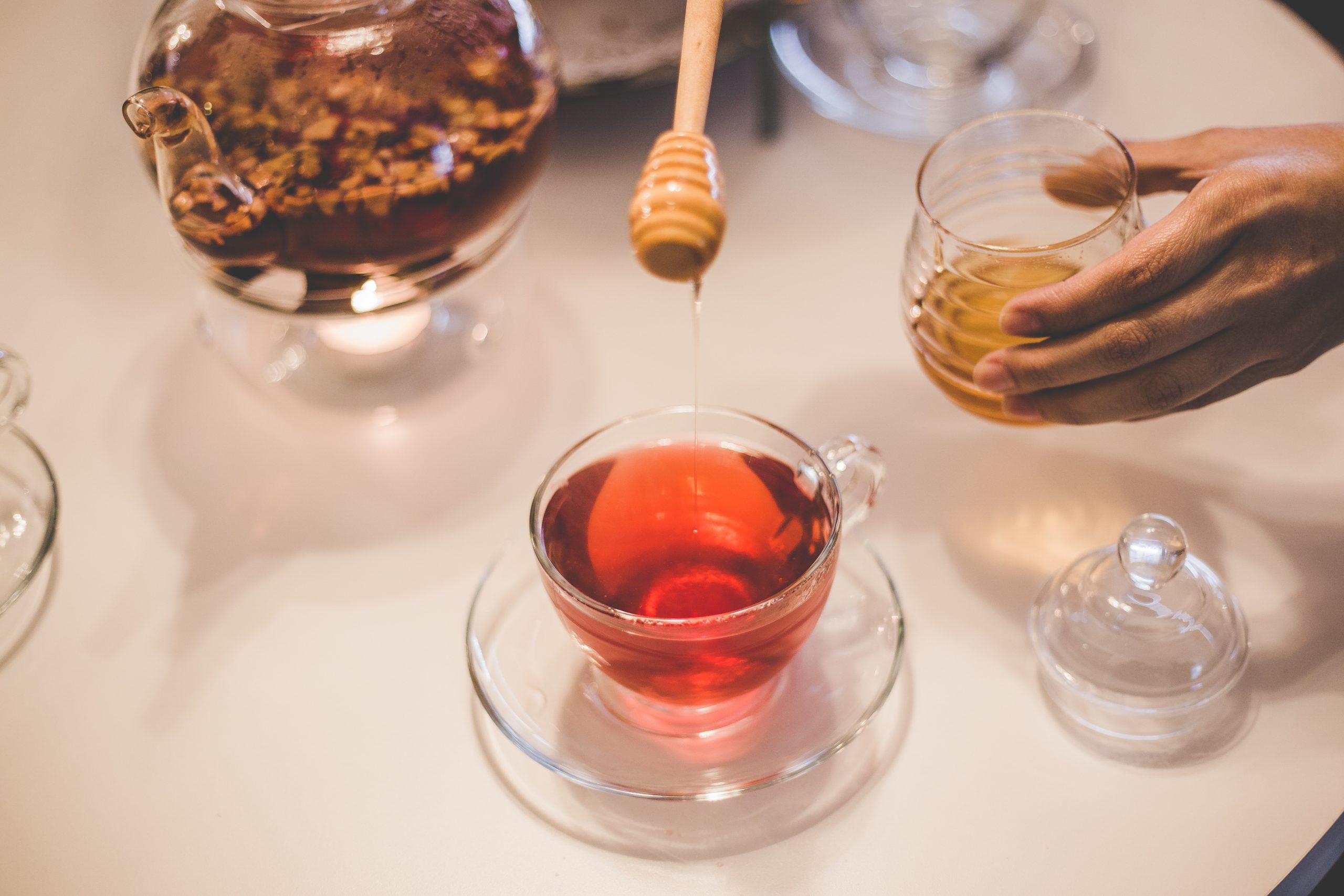 Honey Tea Cold Remedy - Photo by Angello Lopez on Unsplash